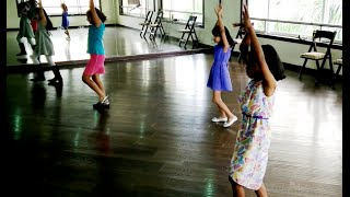 Salsa Dance Performance - Kids Group @ Live Love Salsa, Bangalore!