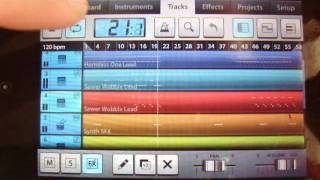 FL Studio Mobile: first song ~ Vogon Poetry