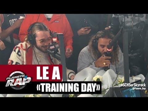 """Le A """"Training Day"""" #PlanèteRap"""