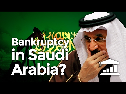 Is SAUDI ARABIA on the brink of BANKRUPTCY? - VisualPolitik