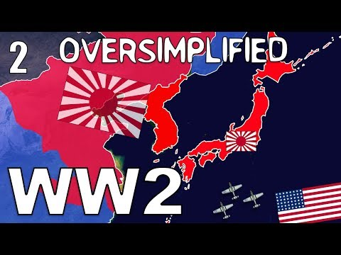 WW2 - OverSimplified (Part 2)