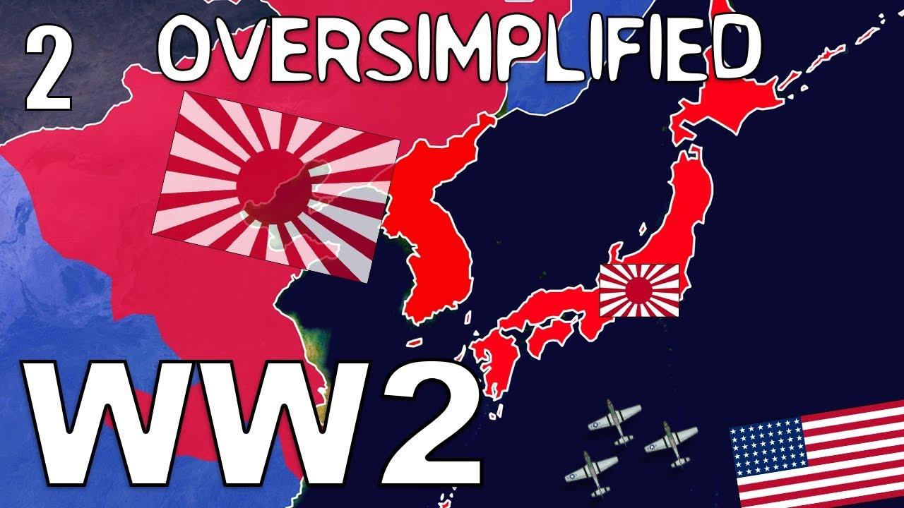 WW2 – OverSimplified (Part 2)