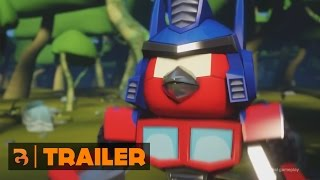 Angry Birds Transformers: ComicCon-Trailer
