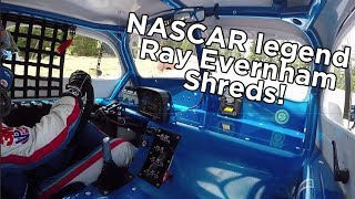 "homepage tile video photo for Ray Evernham Shreds VIR at SVRA 2018 in ""The Ghost"""
