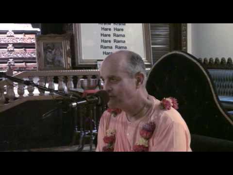 Lecture - Gunagrahi dasa Goswami - SB 7.10.36-38