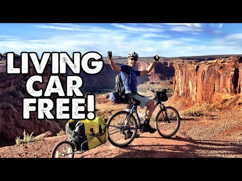 How to Live a Car Free Life
