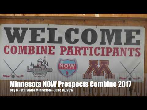2017 NOW Prospects University of Minnesota Combine- PeeWee AAA