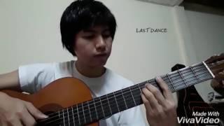LAST DANCE  BIGBANG : Guitar Fingerstyle BY Orm