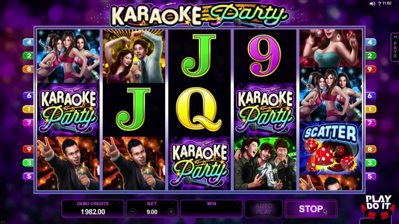 Karaoke Party Online Battle