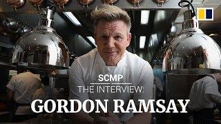 The Interview: MasterChef Judge Gordon Ramsay on Hong Kong, life and cooking