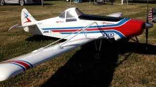 Hangar 9 Piper Pawnee PA-25 33% 80cc ARF Crop Duster RC Plane Like in the Disney Planes Movie