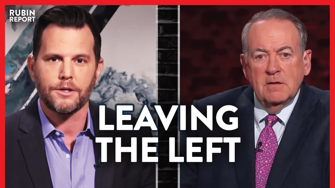 Why Dave Rubin And Many Others Are Leaving The Democratic Party   POLITICS   Rubin Report