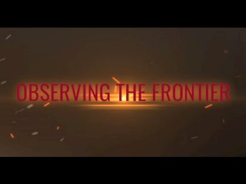 OBSERVING THE FRONTIER EBOOK