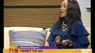 WakeupNigeria Tinsel Star Abiola Williams opens up on battle with skin disease
