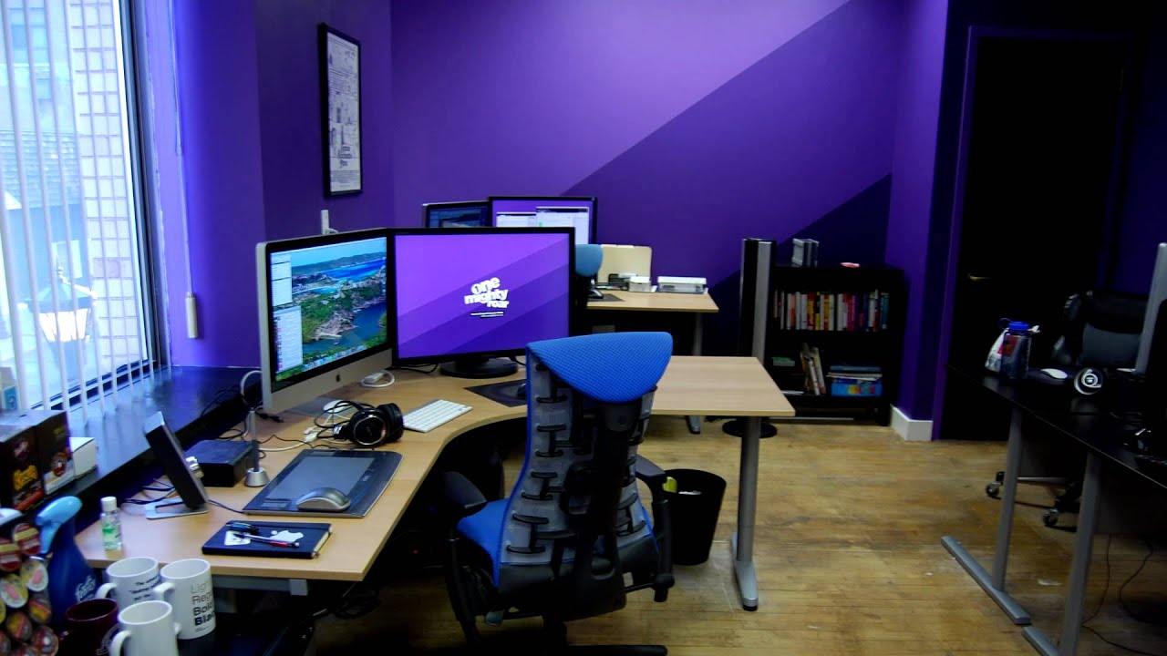 Best Geek Office Office Round Up 1 Youtube