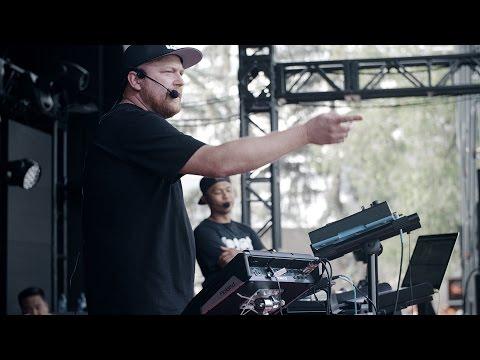 Star Wars Remix Live - part 1 - Ableton Push - Calgary Stampede