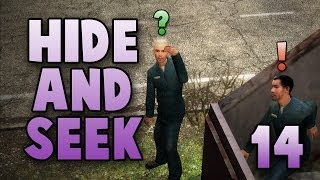 Conjoined Twins (Hide & Seek #14)
