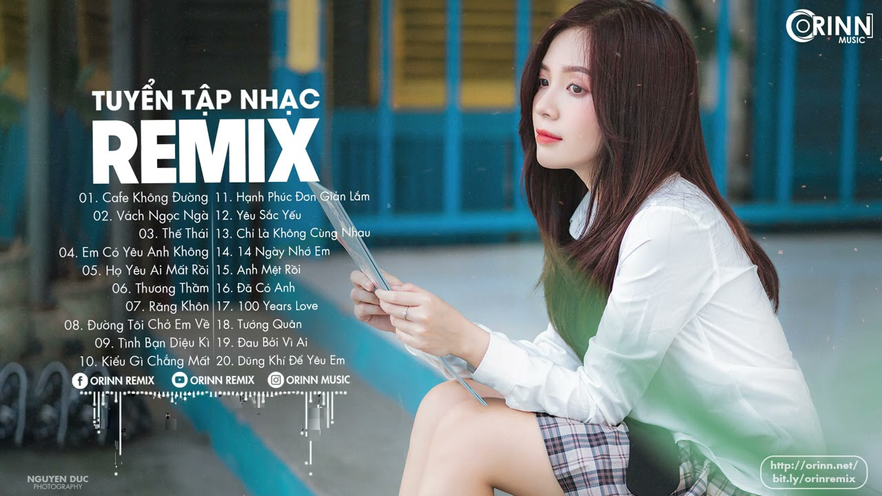 NHẠC TRẺ REMIX 2021 HAY NHẤT HIỆN NAY - EDM Tik Tok ORINN REMIX - Lk Nhạc Trẻ Remix 2021 Gây Nghiện