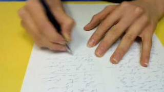 Handywrite Shorthand Dictation at 100 WPM