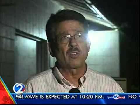 9PM- Pacific Tsunami Warning Center