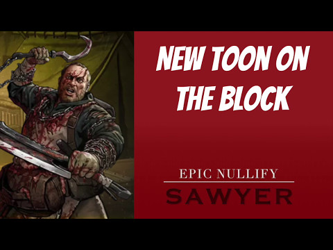 tWD: RtS: New Toon on the Block - Epic Nullify Sawyer +OPENING