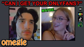 Omegle... but we tell each other what to say #8