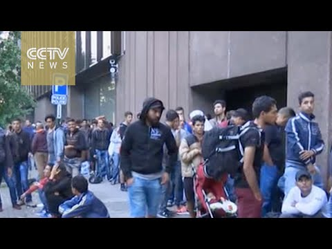 Belgium copes with asylum application rush