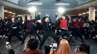 SAGA XMAS EVE SHOWCASE 181224 - SANTA GETS LIT (Trap Remix) Dance Choreography by Saga Dance Crew