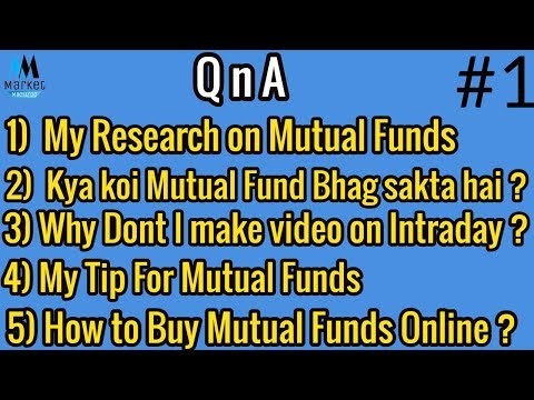 QnA|Mutual Funds|Mutual Fund Research|How to Buy Mutual Funds| All Question Answered