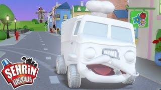 Şehrin Kahramanları TV Dizisinin 1 - Hayalet Araba | Çizgi Filmleri Çocuklar Için | Derleme Videosu