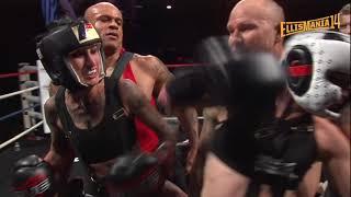 Ellismania 14 - Baby Bjorn Fight