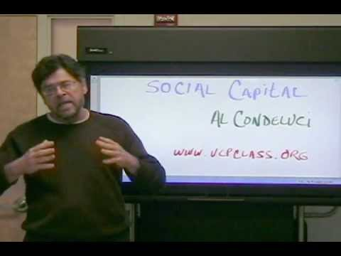 Building Social Capital with Al Condeluci - Graphing Relationships