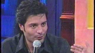 otro rollo 1 chayanne 2003 entrevista