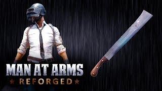 Tapanga Machete - PUBG - MAN AT ARMS: REFORGED