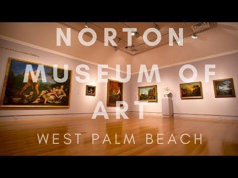 Norton Museum of Art West Palm Beach Florida #TravelTips
