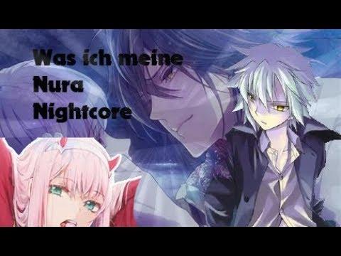 Was ich meine/Nura Nightcore Mp3