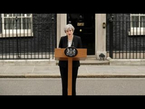 Thumbnail: UK PM May indicates another terror attack may be imminent