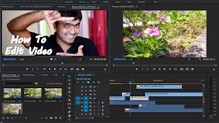ep 01 how to edit video premiere pro tutorial for beginners hindi
