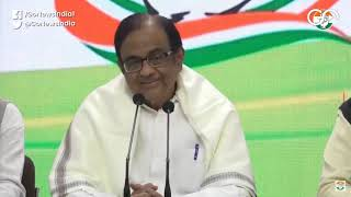 P. Chidambaram Lashes Out At 'Clueless' Government Over Economy