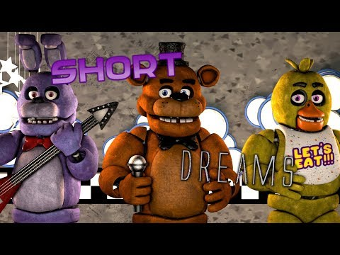 [SFM FNAF/Short] Dreams - ZHU & Nero