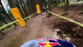 iXS Innsbruck Downhill presented by Raiffeisen Club - GoPro course preview w/ Brook Macdonald