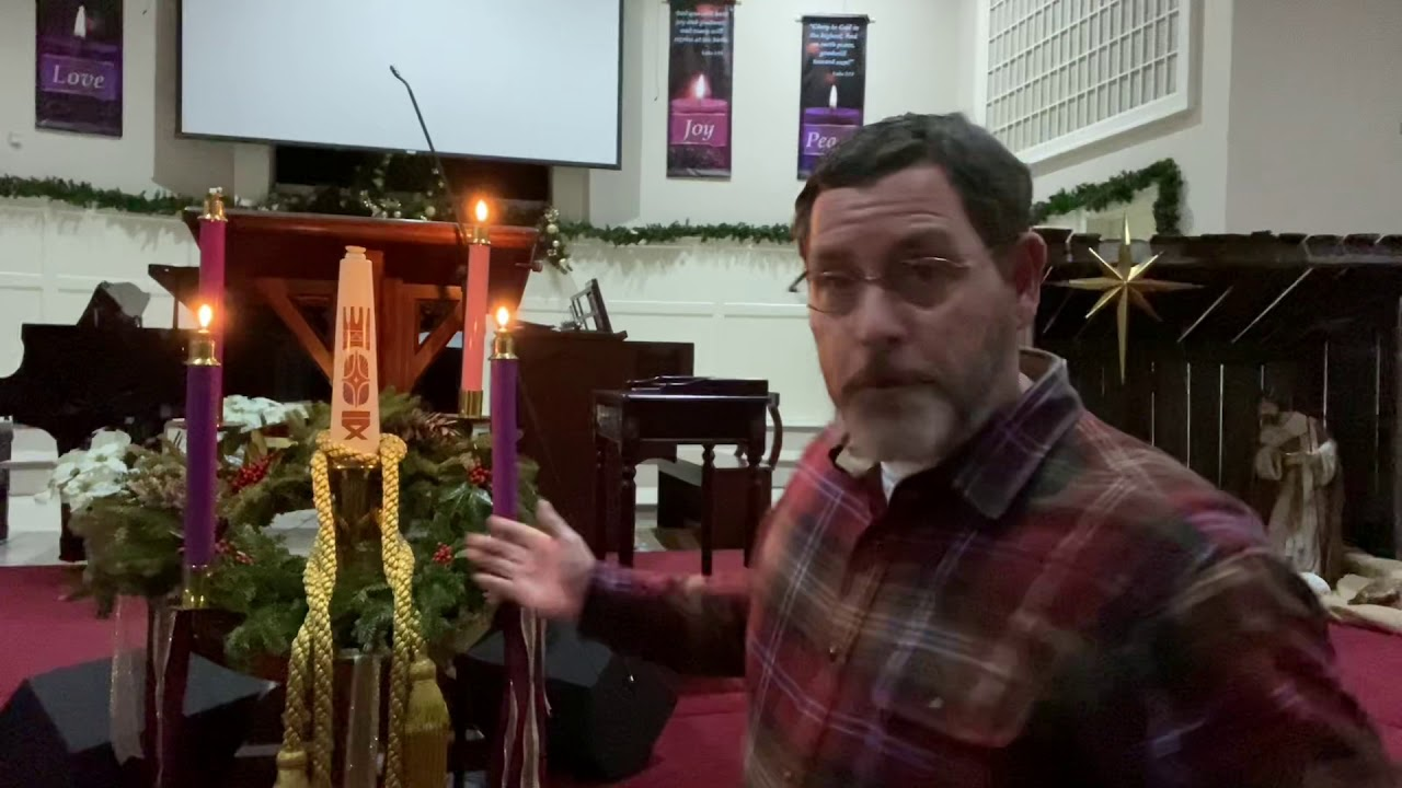 Video Message from Pastor Rit: 12/16