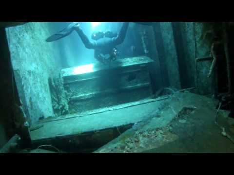 Zenobia Wreck, Cyprus, 2013 - HD high definition - Ranked TOP 10 of the worlds best Wreck Dives