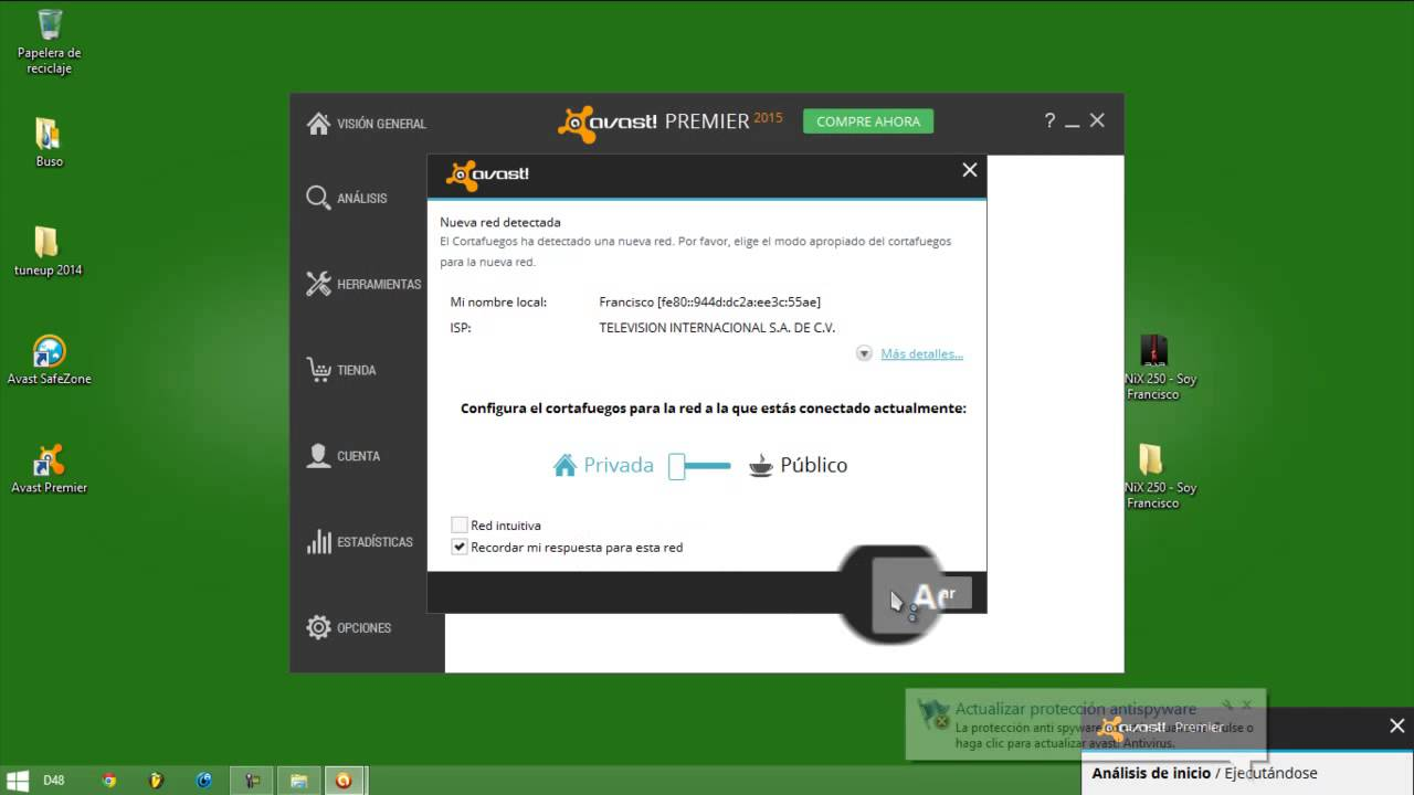 descargar avast full para windows 7 64 bits