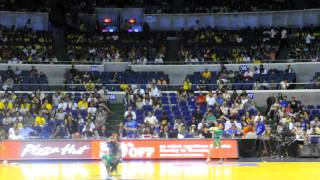 Charice- Louder - played during FEU Cheering Squad halftime Performance