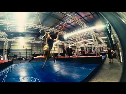 Mark Daniels at Perth Ninja Academy