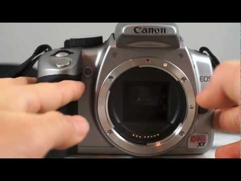 Canon EOS Rebel XT/350D Full Review