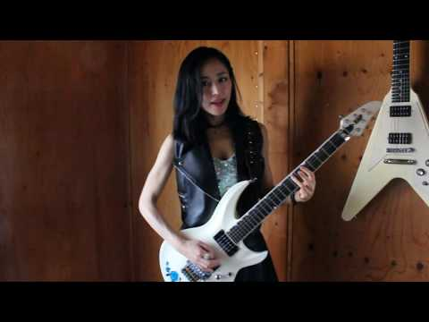 Judas Priest / Painkiller (Guitar Cover) Yuki of D_Drive