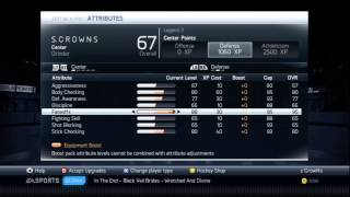 "NHL 14 ""Fast"" Player Build (Legend 3)"