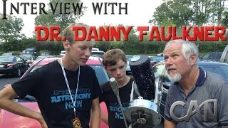 Interview with Dr. Danny Faulkner - Creation Astronomy Now
